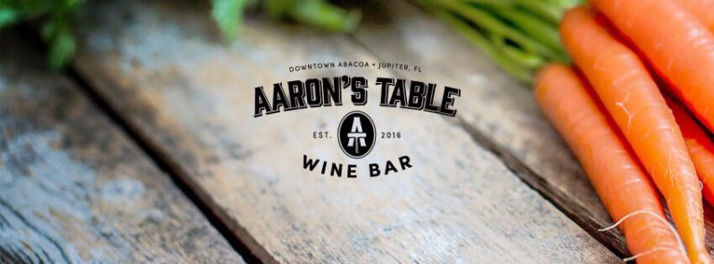 Brunch with us at Aaron's Table this Sunday!