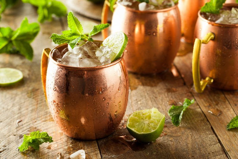 How to Craft a Moscow Mule